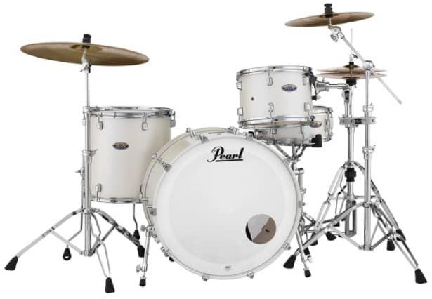 Pearl White Satin (DMP943XPC229)  -  best drum kits under 1000