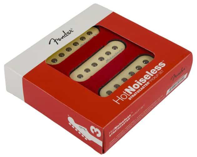 Fender - best noiseless strat pickups