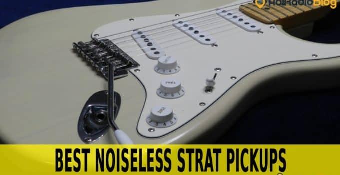 best noiseless strat pickups