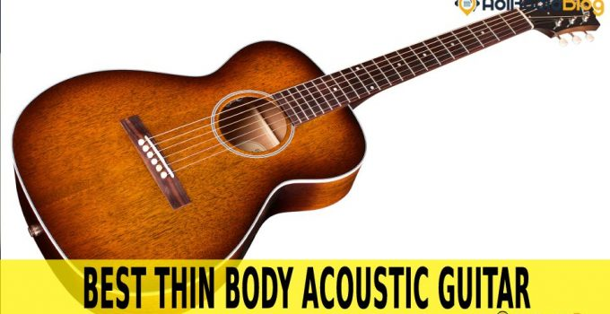 best thin body acoustic guitar