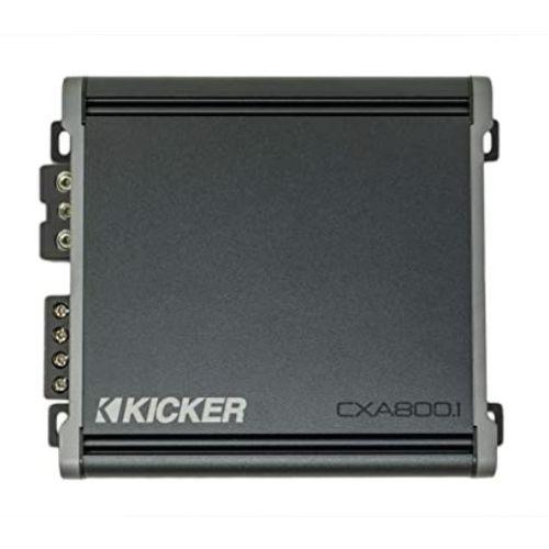 KICKER - BEST CAR AMPS FOR BASS