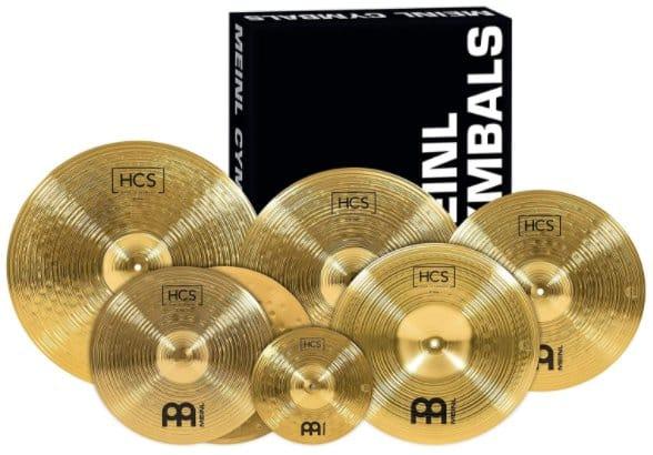 Meinl Cymbals Super Set - best cymbals