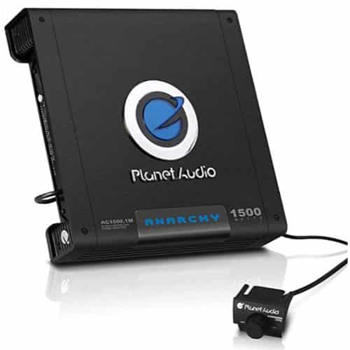 PLANET AUDIO  - BEST CAR AMPS FOR BASS