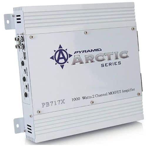 PYRAMID - BEST CAR AMPS FOR BASS