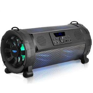 Pyle - BEST BLUETOOTH BOOMBOX