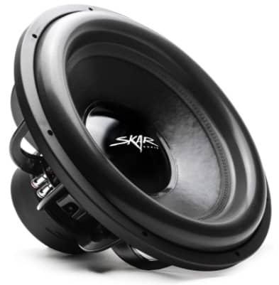 Skar Audio EVL-18 - best 18 inch subwoofer