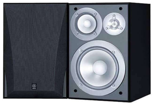 Yamaha - best bookshelf speakers under 2000