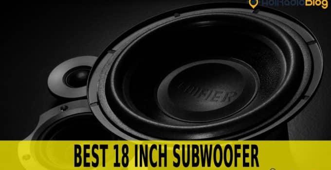best 18 inch subwoofer