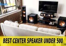 best center speaker under 500