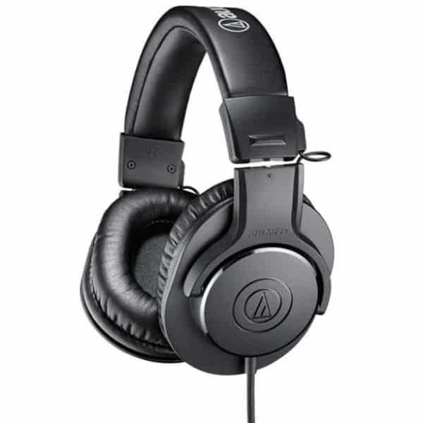 AUDIO TECHNICA - BEST HEADPHONES FOR VOICE OVER