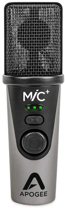 Apogee - Best Microphones for recording rap