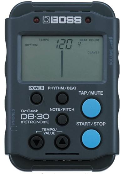Db30 - best metronome for drummers