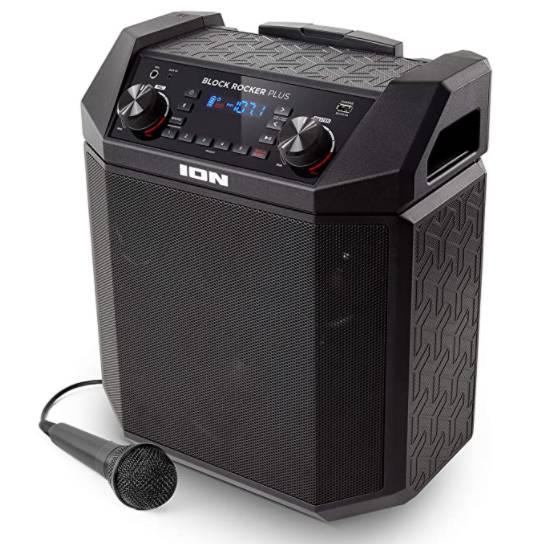 ION - best karaoke speaker