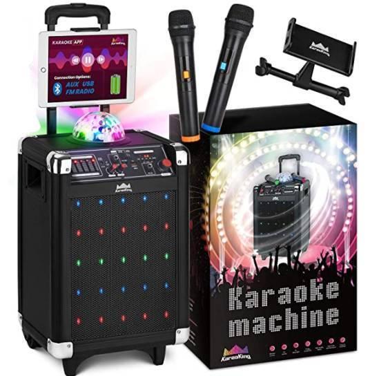 karaoking - best karaoke speakers