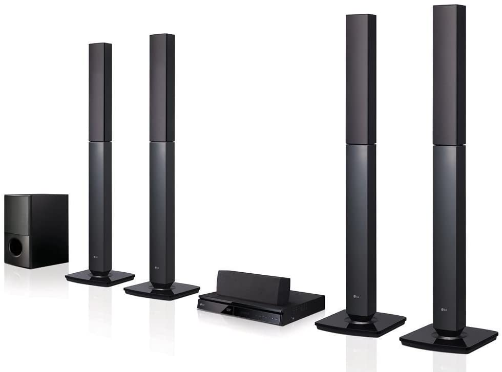 LG - best home theater speakers under 1000