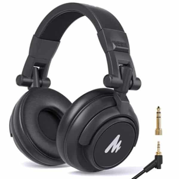 MAONO -BEST HEADPHONES FOR VOICE OVER