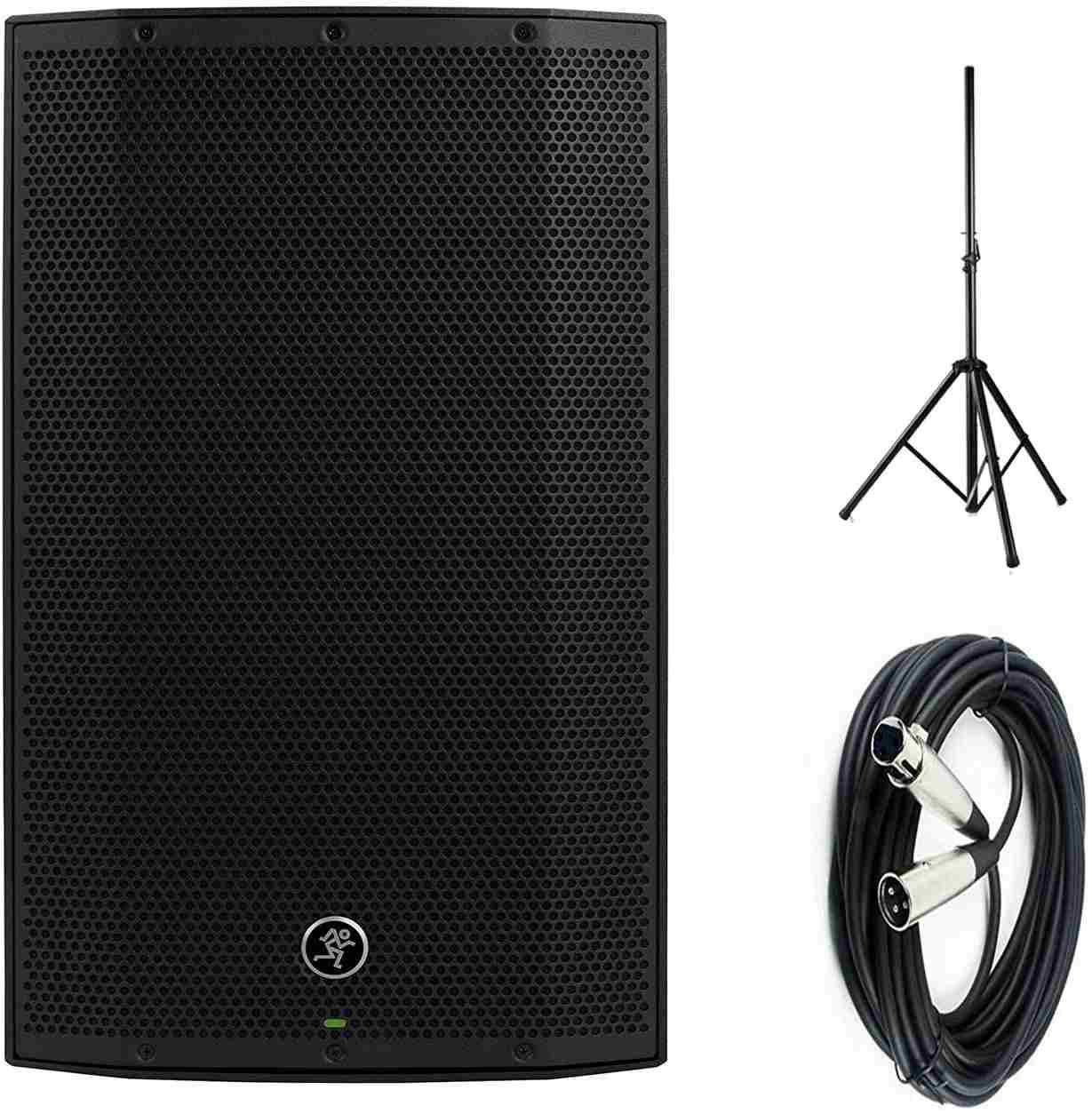 Mackie - best powered speaker for live sound
