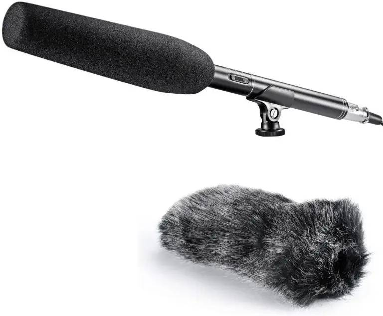 Neewer - best mics for field recording