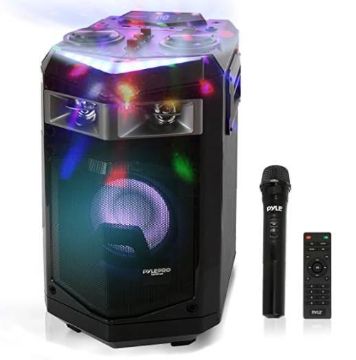 Pyle PA - best karaoke speaker