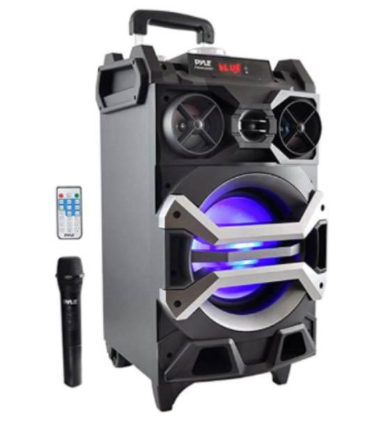 Pyle 500 - best karaoke speaker