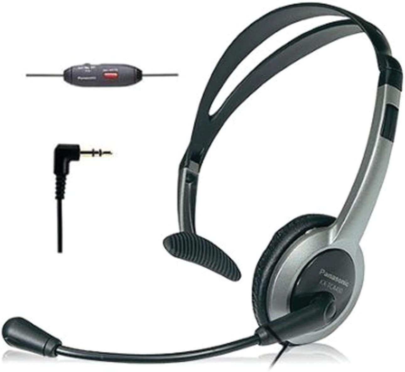 Panasonic - best headset for dictation