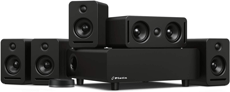 Platin - best home theater speakers under 1000