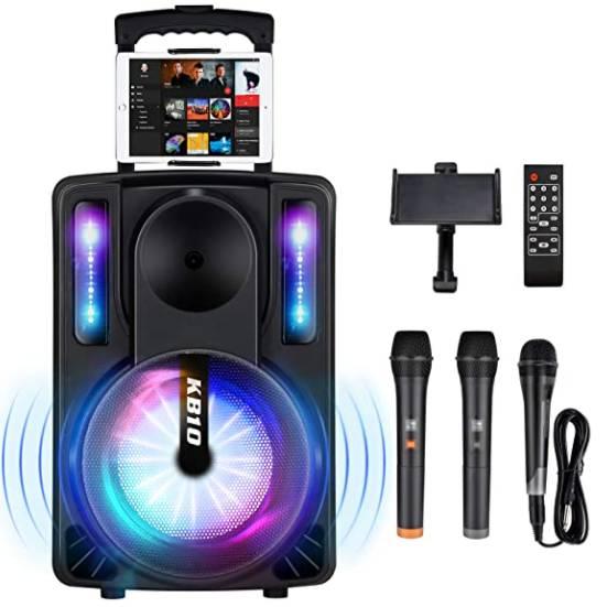 Seaphy - best karaoke speaker