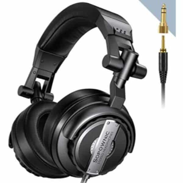 SOPOWNIC - T HEADPHONES FOR VOICE OVER