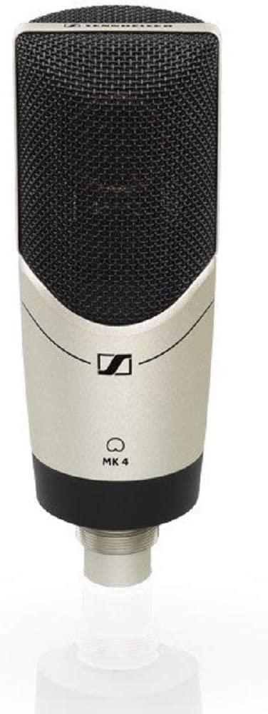 Sanheiser - Best Microphones for recording rap