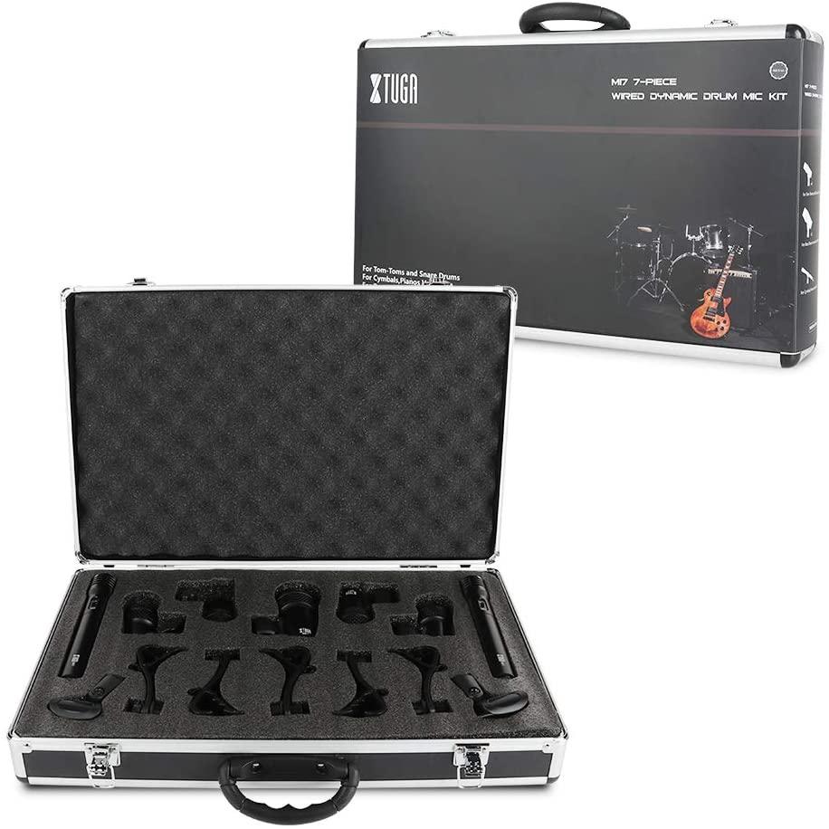 XTUGA - best drum mic kit