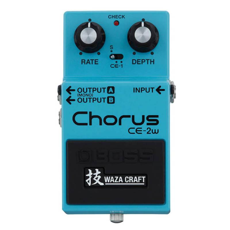 chorus pedal