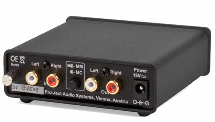 PRO-JECT - BEST PHONO PREAMP