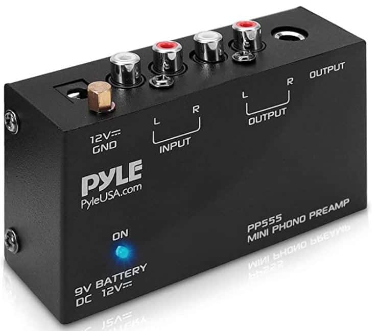 PYLE - BEST PHONO PREAMP