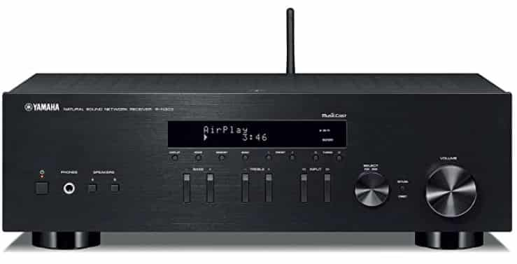 YAMAHA - BEST RECEIVER FOR TURNTABLES