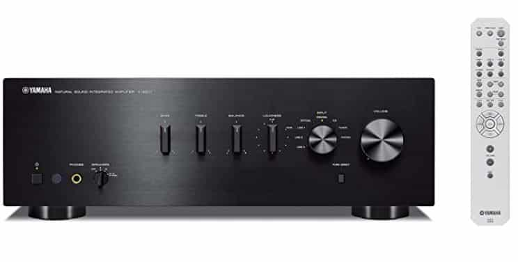 YAMAHA - BEST AMPLIFIER FOR TURNTABLE