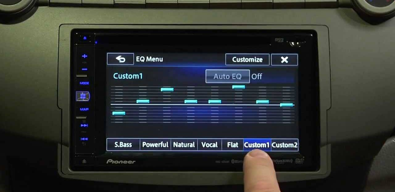 bass setting for car - BEST EQUALIZER SETTINGS FOR BASS