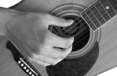 fingerpick - How To Finger Pick Guitar