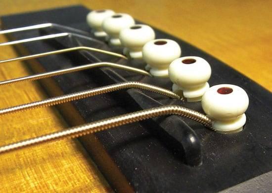 replace bridge pins