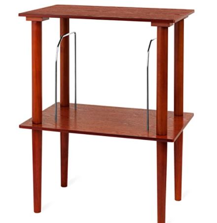 VICTROLA WOODEN - BEST RECORD PLAYER STAND