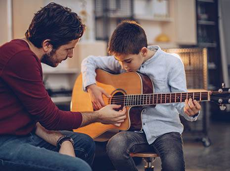 learn guitar guide